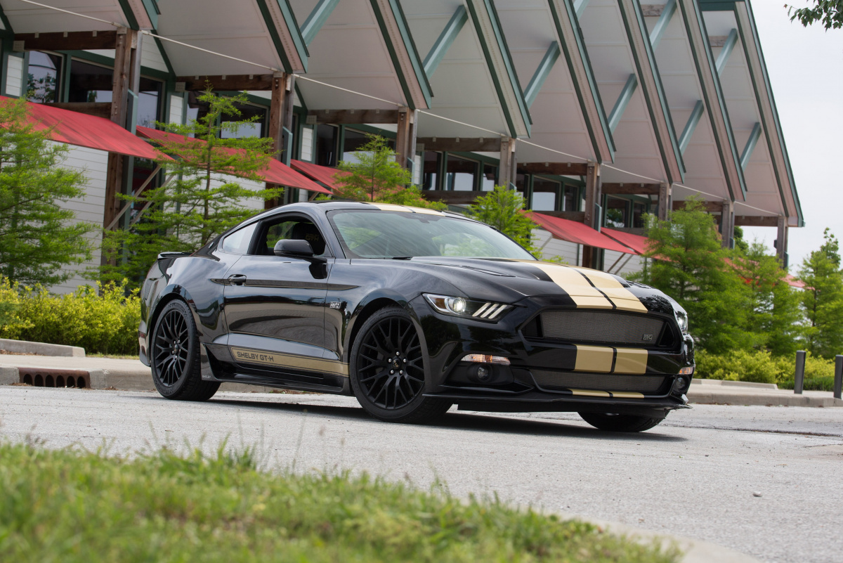 Shelby GT350-H