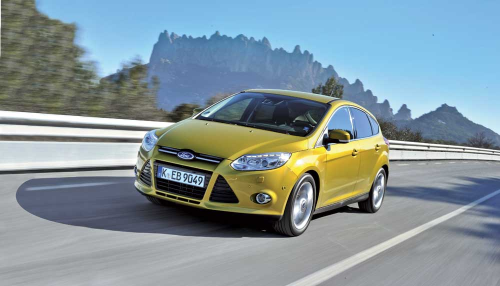 2012 Ford Focus 1.0L EcoBoost First Drive – Review – Car ...