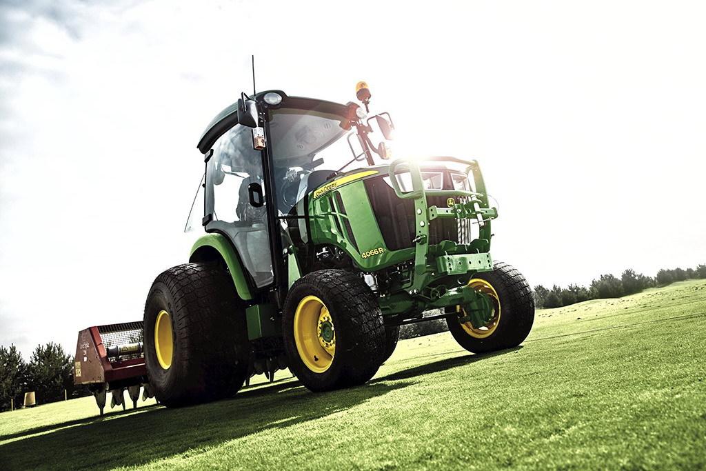 видео с тракторами - 2