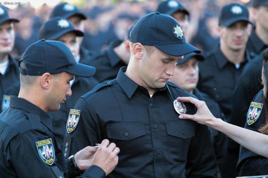 Полиция украины 2018 новое