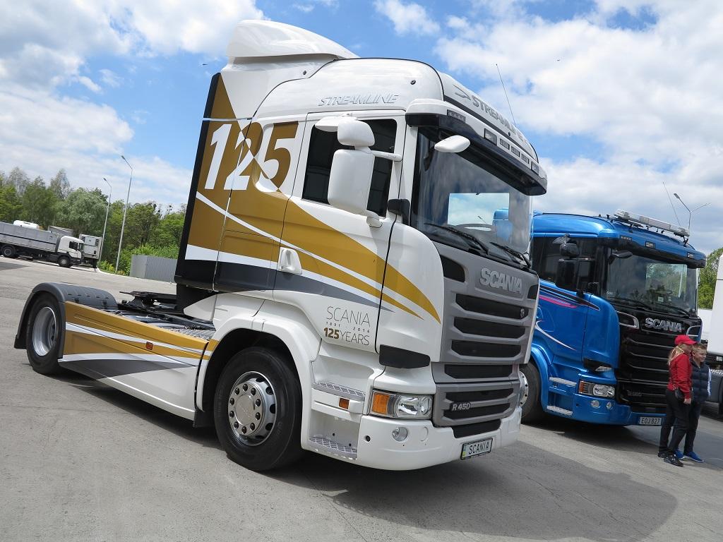 Обои Scania, r999. Автомобили foto 13