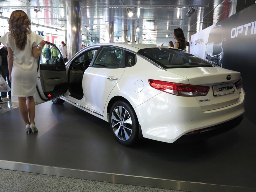 Kia Optima 4-го поколения