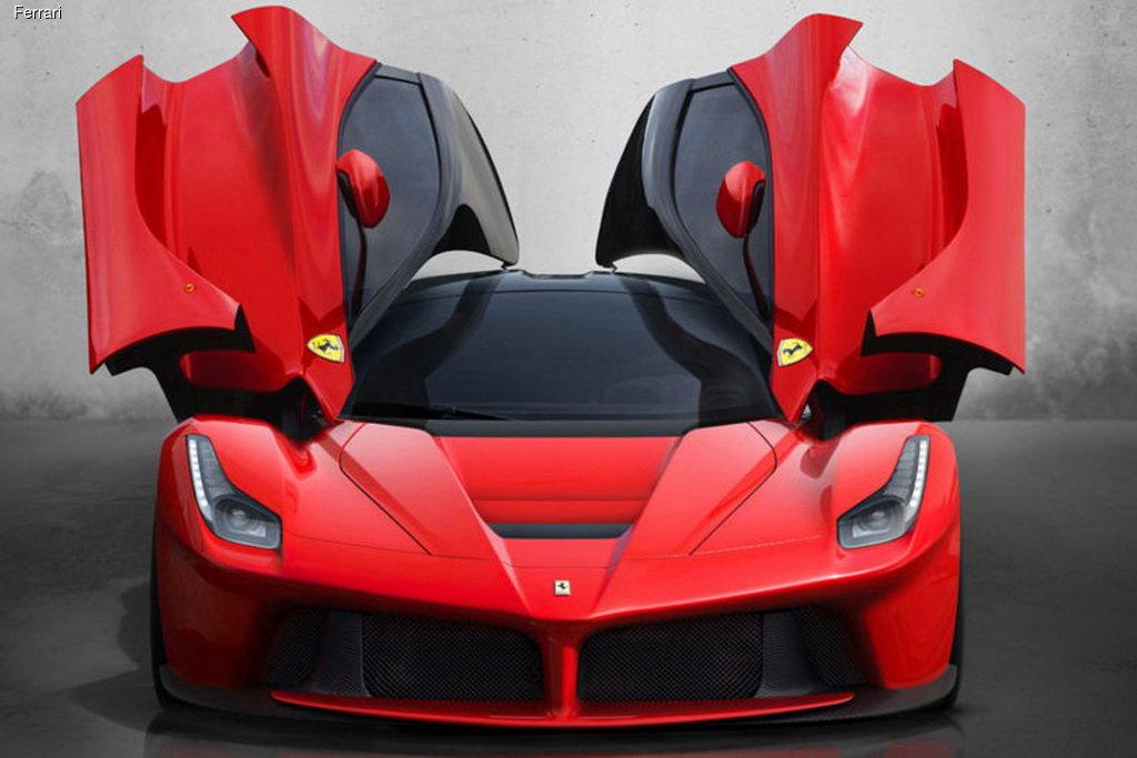 Новый гиперкар Ferrari появится через 5 лет