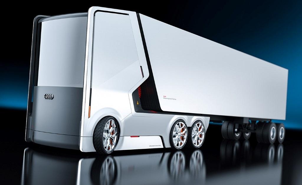 Future Audi Truck Concept (Вариант А)