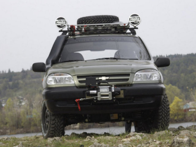 Chevrolet Niva Limited Edition LE