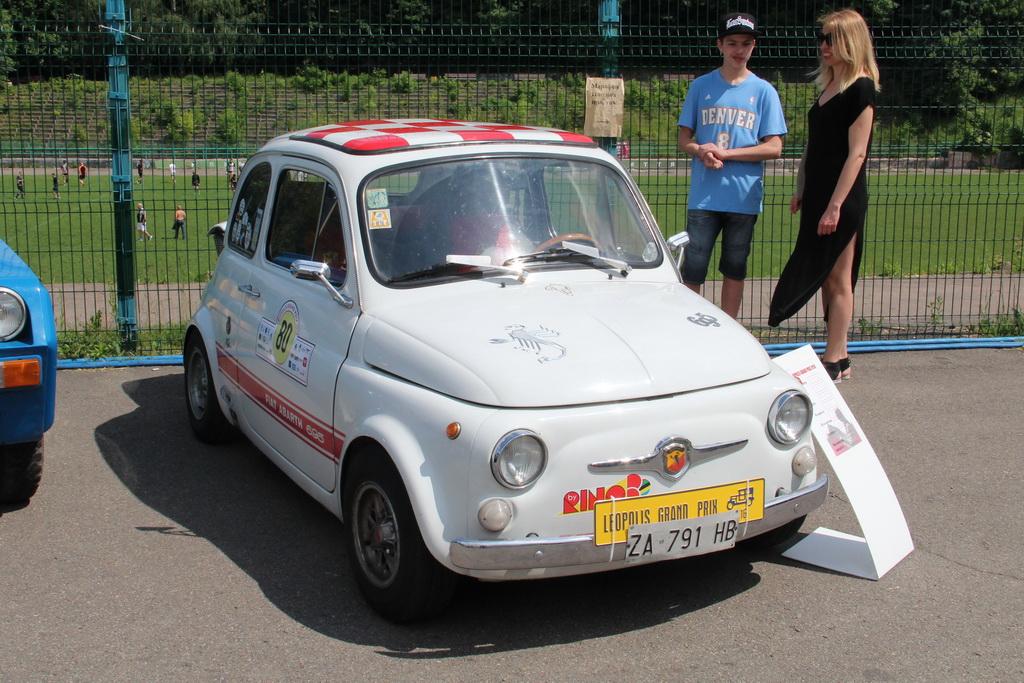 Leopolis Grand Prix oldest participant