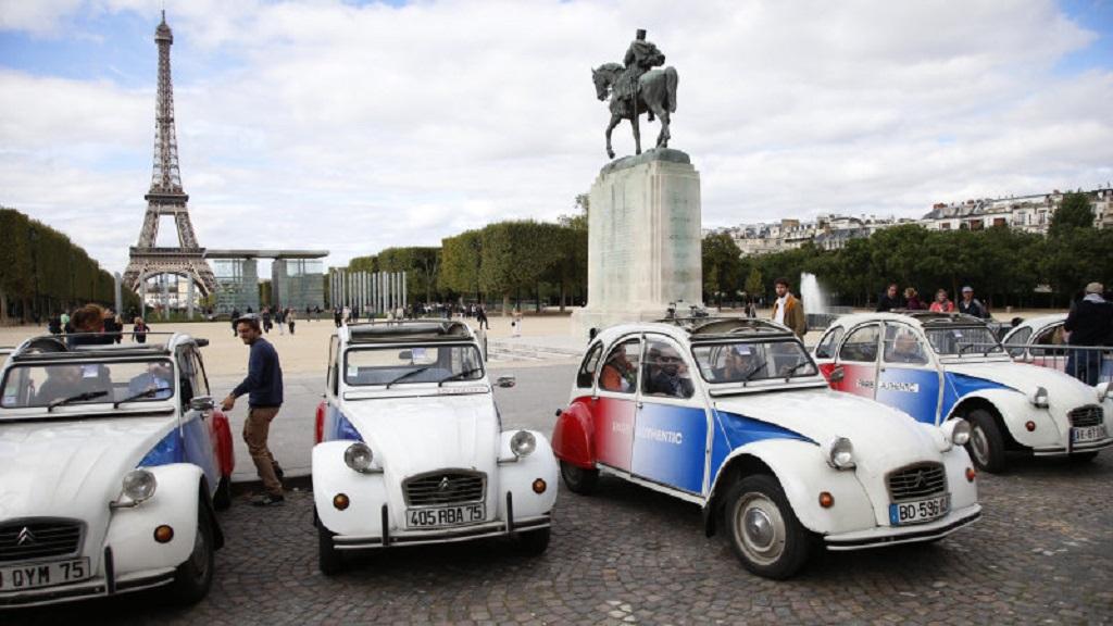 Какие автомобили не будут впускать в Париж с 1 июля