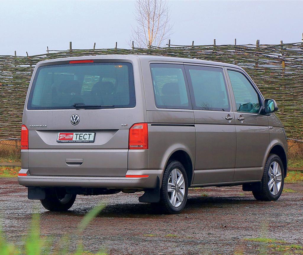 Volkswagen Caravelle T6