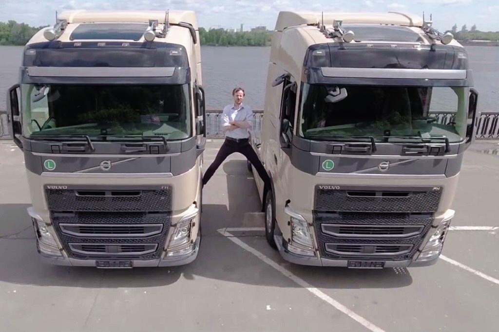 Новый видеоролик – «Шведские инновации и «Ван Дамм»
