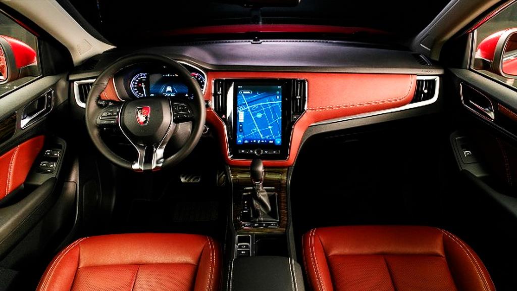 кроссовер OS'Car RX5