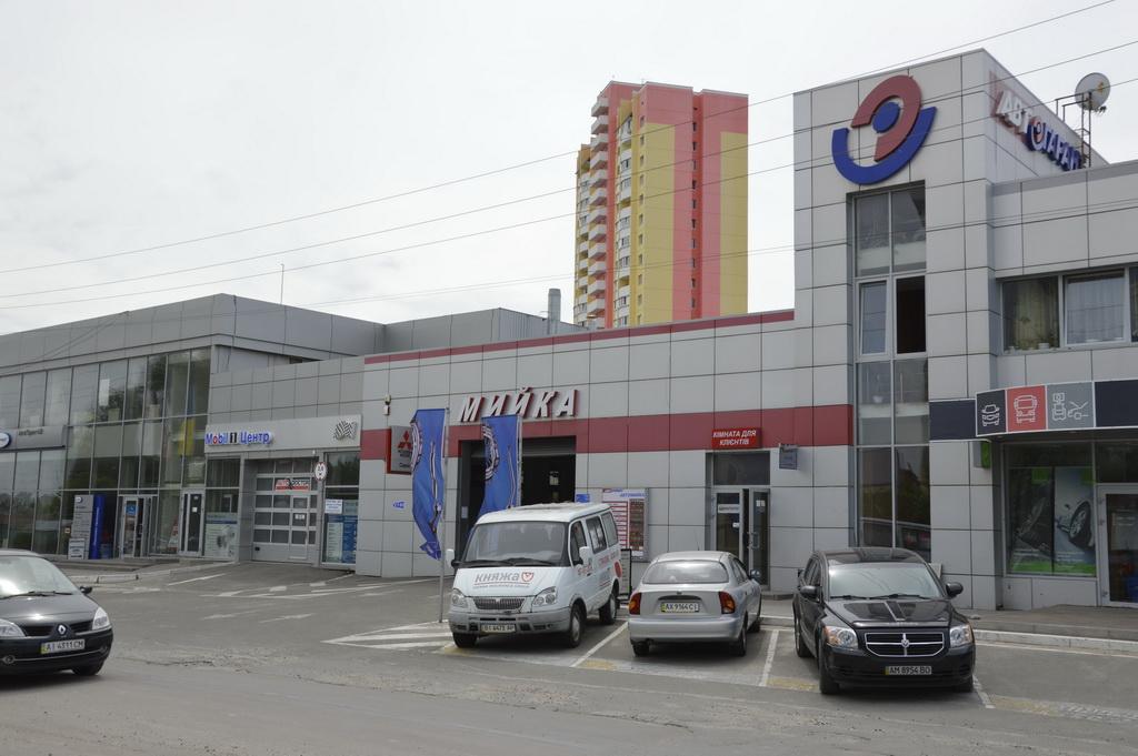СТО «Автогарант Маркет»