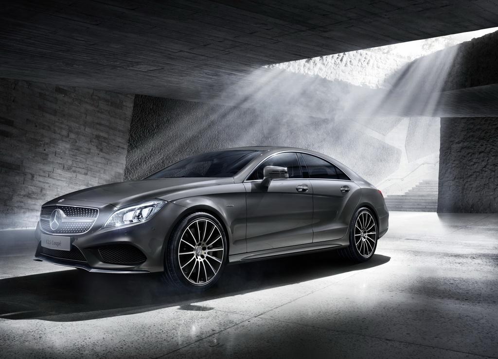 Mercedes-Benz CLS предстал в версии Final Edition