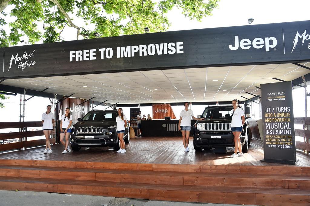 Jeep & Montreaux Jazz Festival 5