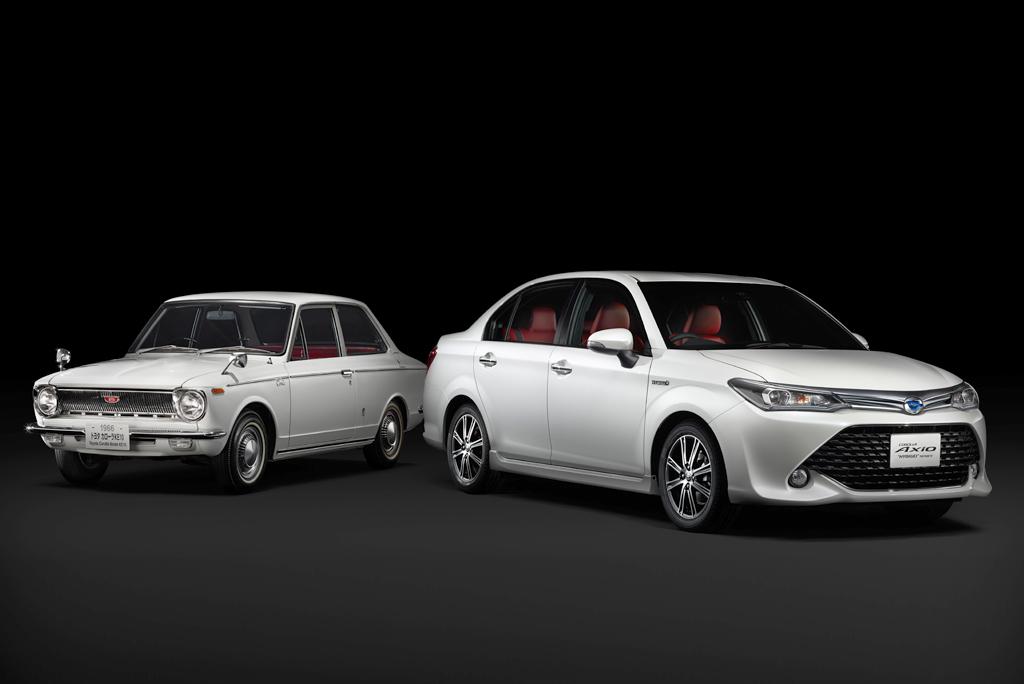 Toyota_Axio Hybrid G 50 Limited
