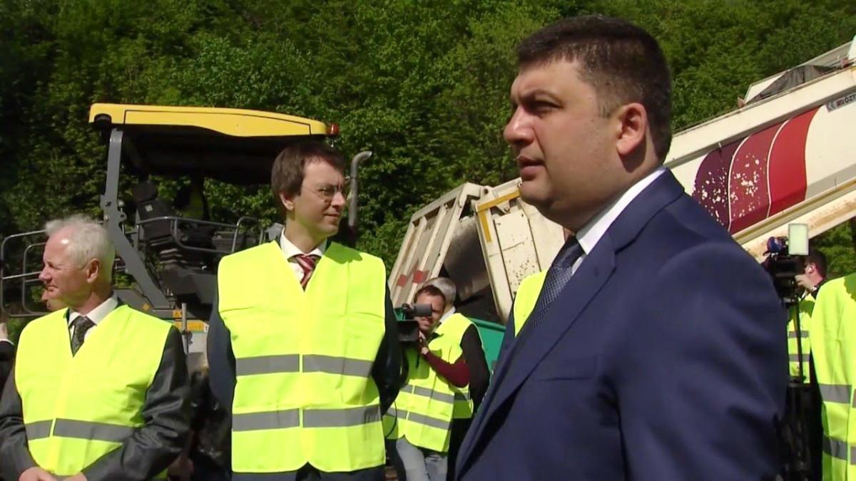Реформирование дорожной отрасли : что сделал Кабмин за 100 дней
