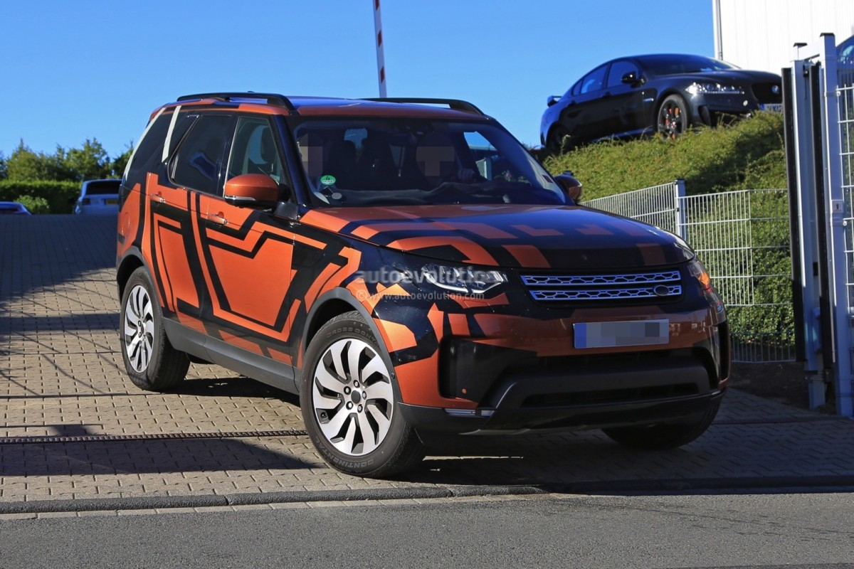 Land rover discovery i запчасти