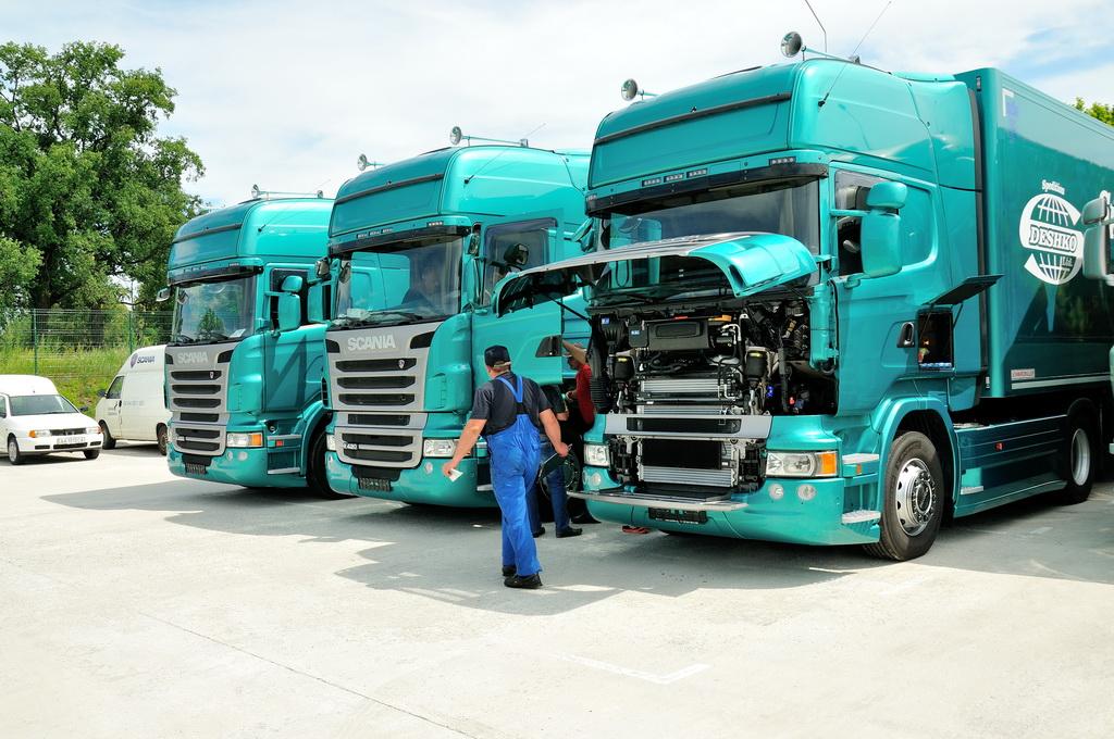 Дозволи ЄКМТ автоперевізники отримають за новим принципом