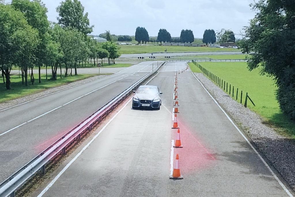 Jaguar Land Rover Test 10