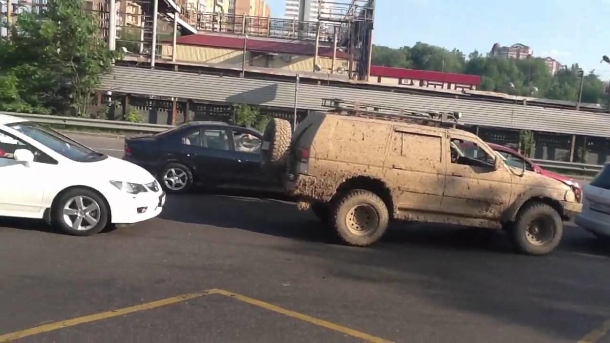 Беспилотные авто - что будет, если они появятся в Украине