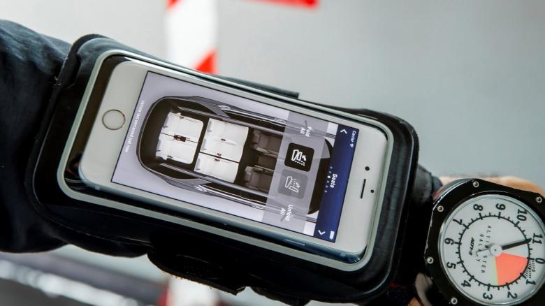 Incontrol Remote позволит дистанционно складывать сиденья