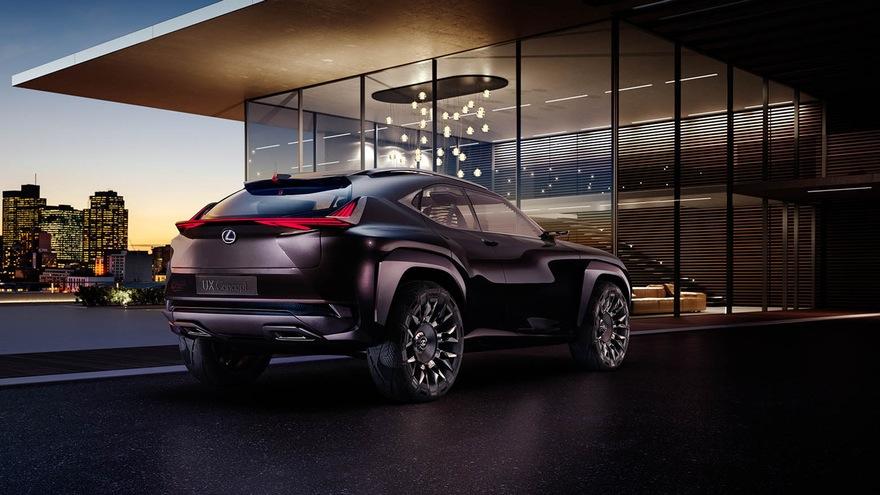Lexus UX - каким будет новый кроссовер Лексус