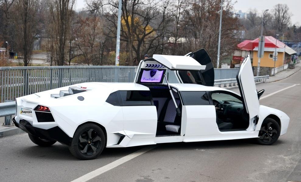 Limuzin-Lamborghini-Reventon
