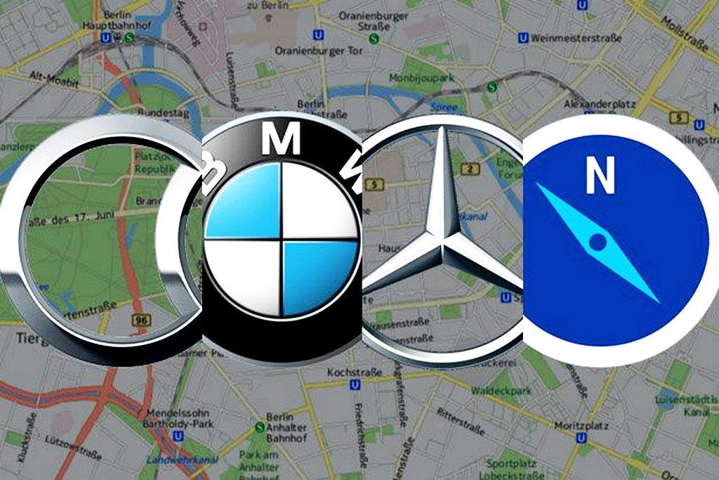 Audi, BMW и Daimler научат беспилотные автомобили общаться между собой