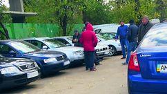 рынок нерастаможенных б/у авто в Киеве