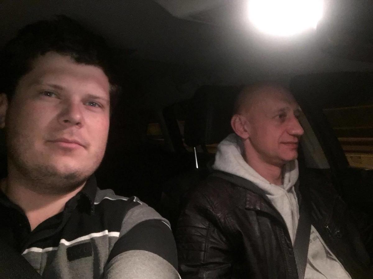 Рекорд Украины 10 000 км за 7 дней. Первая тысяча пройдена!