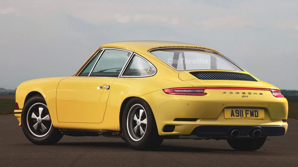 Porsche 911 Classic/991.2
