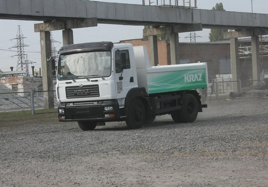 КрАЗ-5401С2 (4х2)