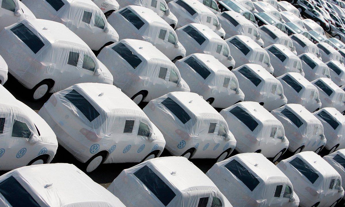 Какие автомобили покупают в Европе