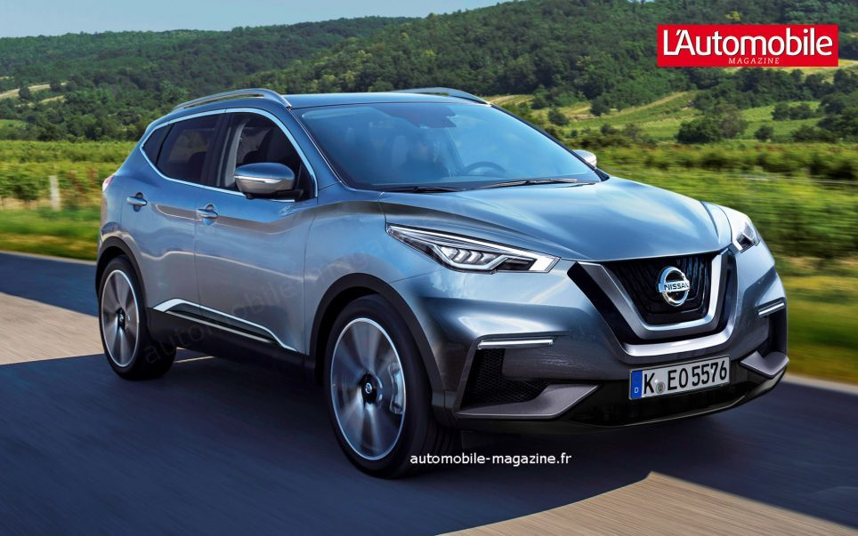 2018 Qashqai Pics | 2017 - 2018 Best Cars Reviews