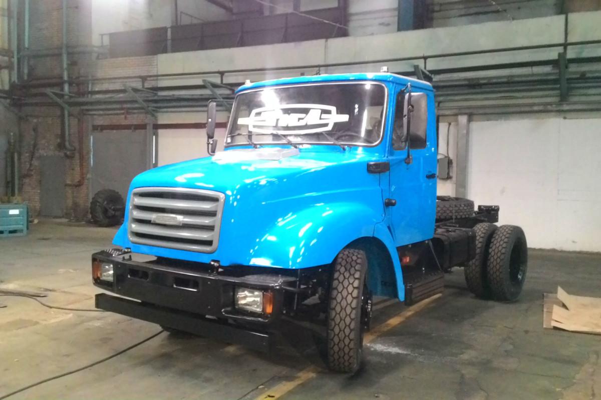 Последний грузовик собрали к 100-летию завода