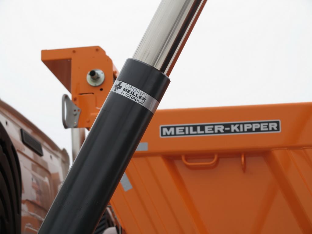 Запатентованная гидравлика Meiller