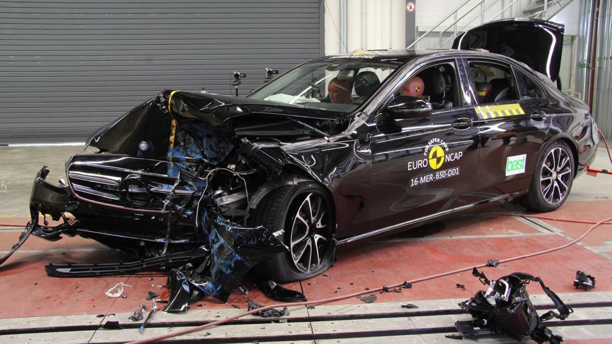 Самые безопасные автомобили 2016 по версии EuroNCAP