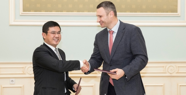 Китайская корпорация CRBC достроит Большую Окружную дорогу в Киеве