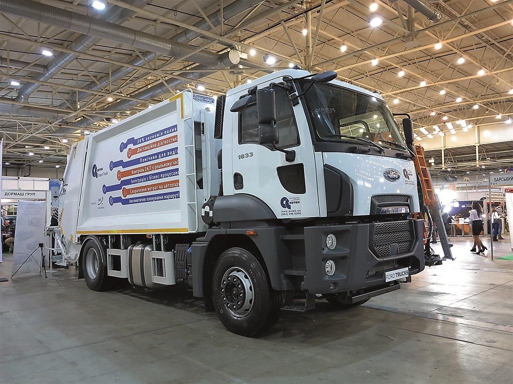 «АВТЕК» является официальным дистрибьютором турецкого производителя надстроек для мусоровозов HIDRO-MAK.