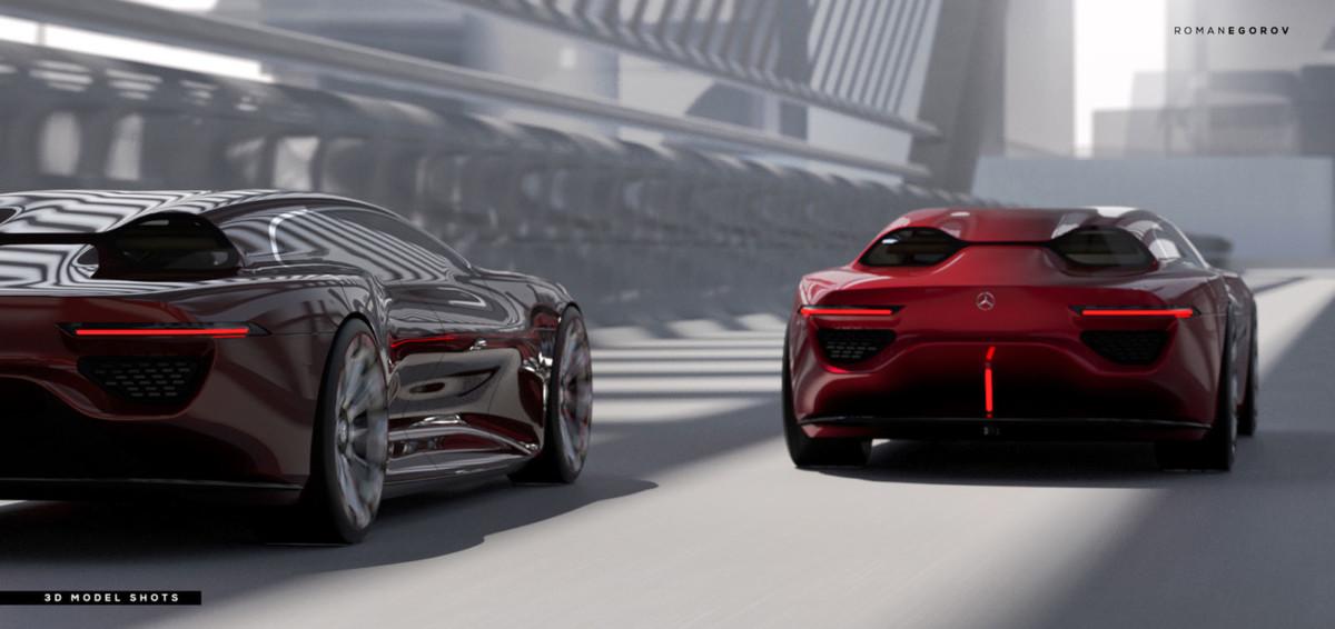 Каким будет Mercedes-Benz S600 будущего?