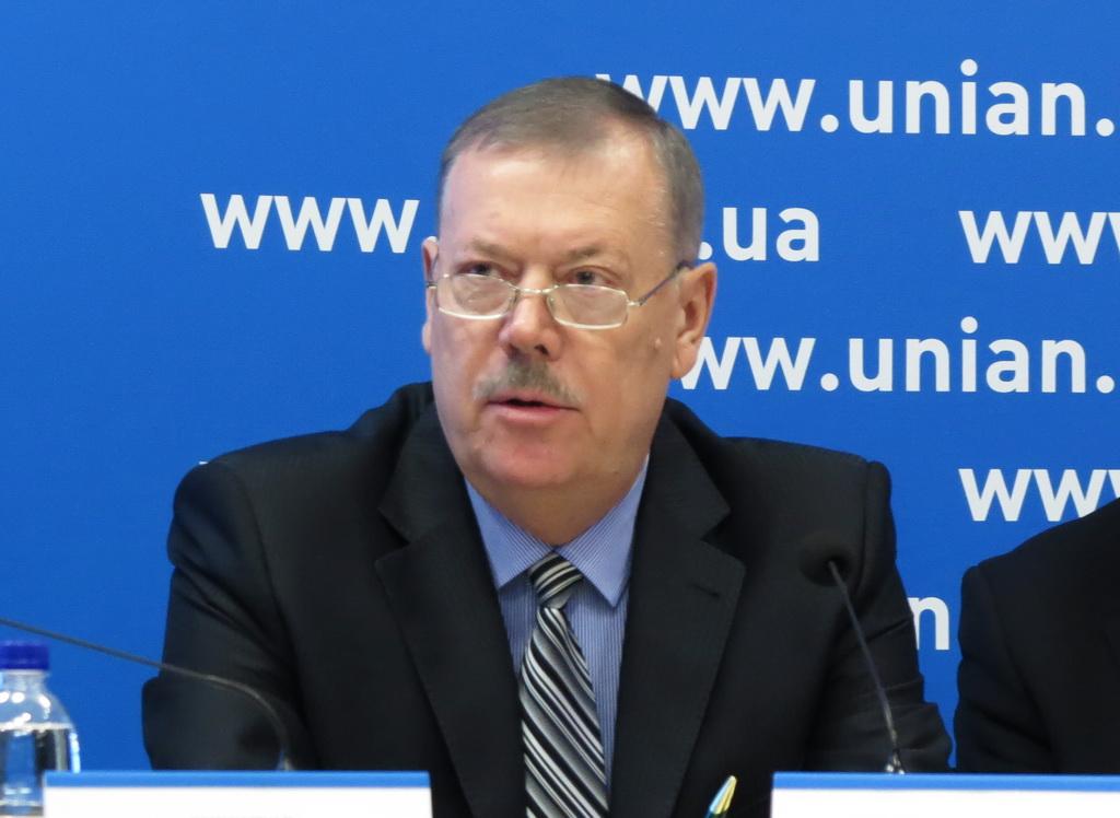 Владимир Вакуленко, председатель Профсоюза работников автомобильного транспорта и дорожного хозяйства Украины, вице-президент ВОО «ВААП»