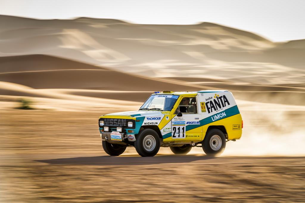 Nissan Patrol Fanta Limon