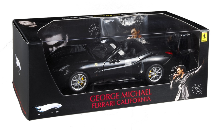 Джордж Майкл и автомобили: на чем ездил легендарный певец