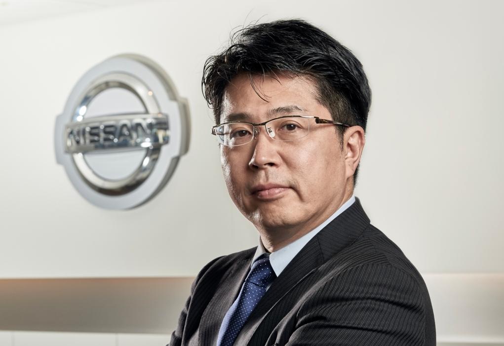 Такаши Сунда (Takashi Sunda), заместитель генерального менеджера департамента разработок технологий автономного управления Nissan.