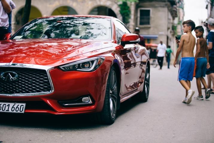 Впервые за 58 лет на Кубу завезли новый американский авто