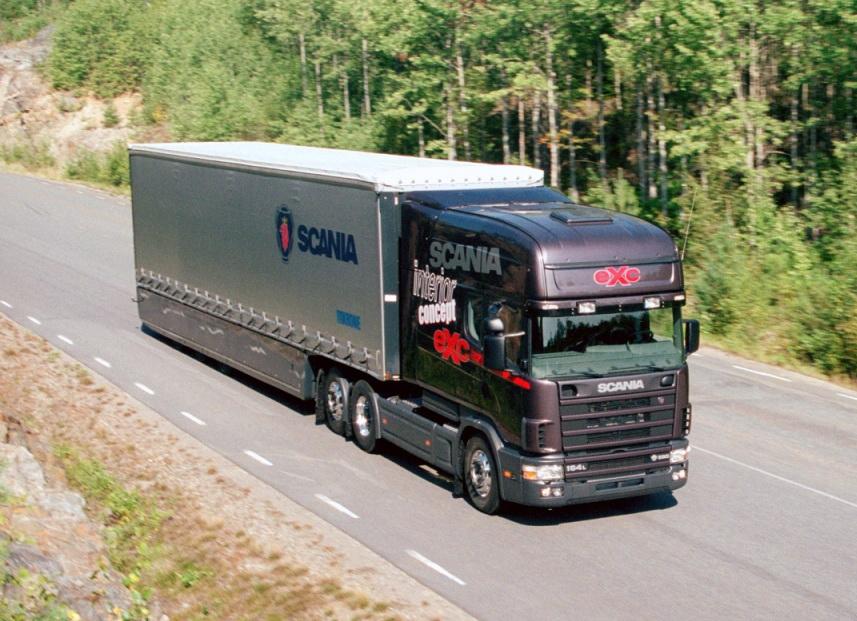Scania eXc