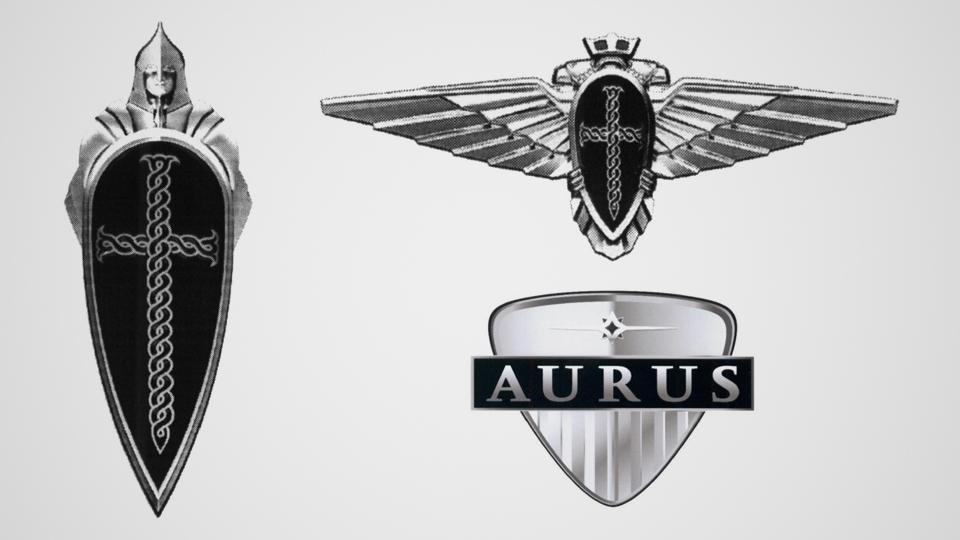 Представлена эмблема российского премиум-бренда Aurus