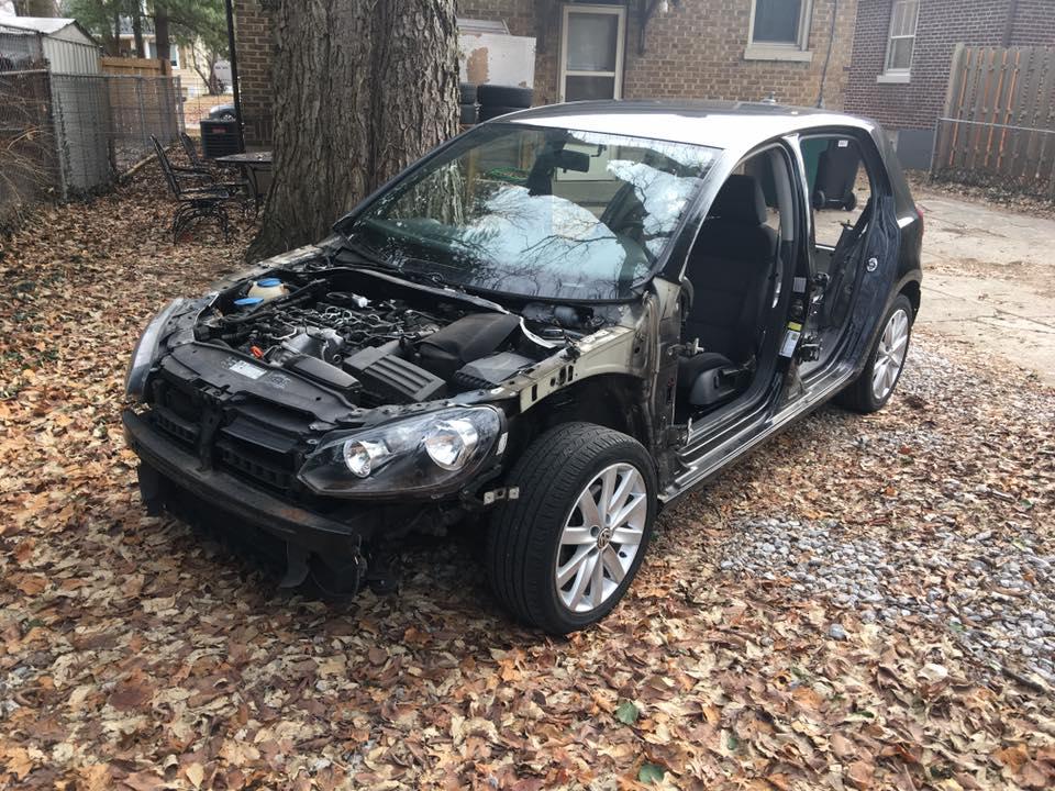 Дизельгейт: суд запретил возвращать поврежденные Volkswagen
