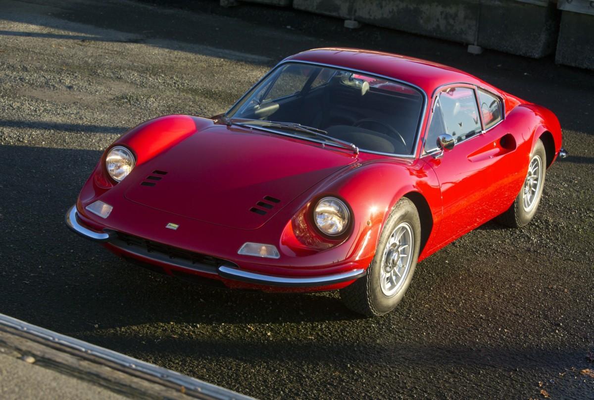 Ferrari Dino – каким будет самое дешевое купе Феррари