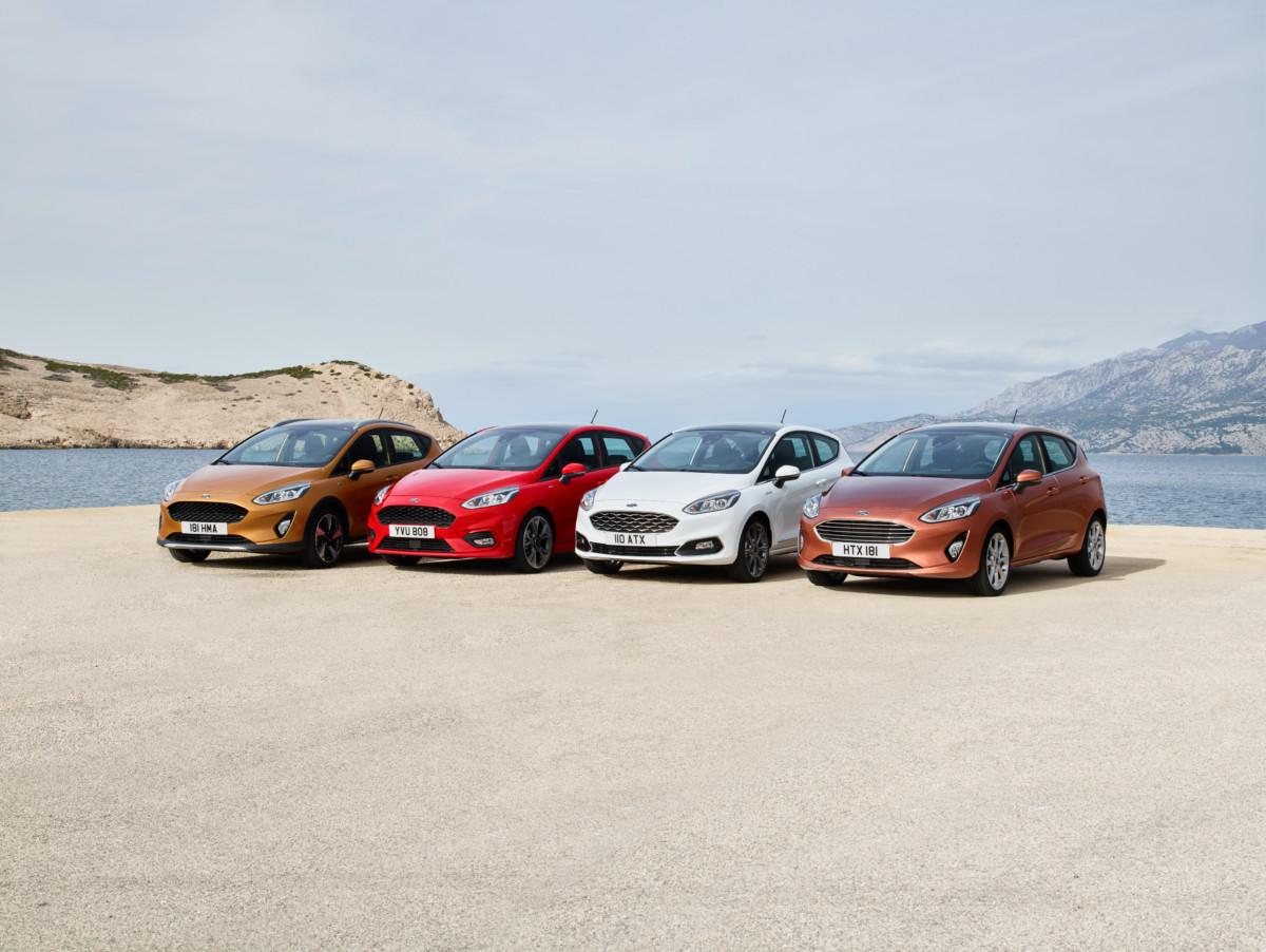 Каким будет новый хот-хэтч Ford Fiesta ST