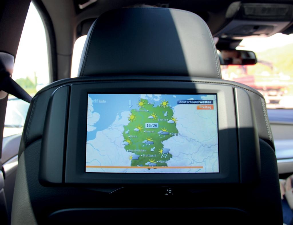 Интернет в машину: зачем нужна Сеть современному автомобилисту